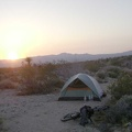 Time for another picture-perfect desert sunset near Globe Mine Road