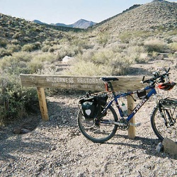 Day 6, afternoon: Bicycle trip up Chloride Cliff Road from Monarch Canyon