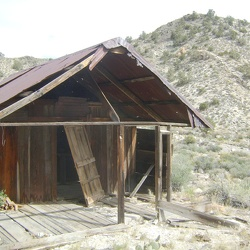 Day 13: Copper World Mine day hike from Pachalka Spring, Mojave National Preserve