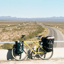 Day 8: Hole-in-the-Wall Campground, Mojave National Preserve, to Goffs via Essex Road and historic Route 66
