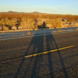 Day 3: Devil's Playground to Cornfield Spring Road via Jackass Canyon by bicycle