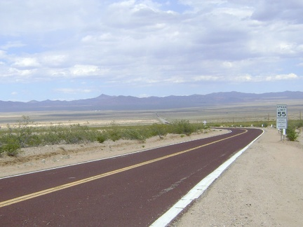 After three miles on Ivanpah Road, I head east on Nipton Road for the final seven miles across Ivanpah Valley