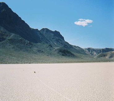 Another important photo for any Death Valley travelogue