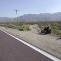 And finally—ta da—here we are, the road to Coyote Springs